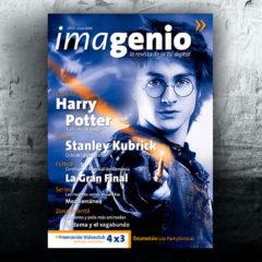 Revista Imagenio Teléfonica