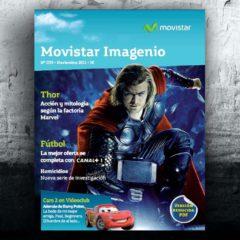 Revista Movistar Imagenio