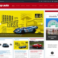 Proyecto Web RevistaTopAuto.Com